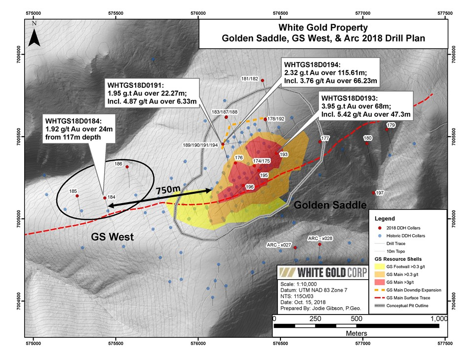 White Gold Corp: Exploration Highlights